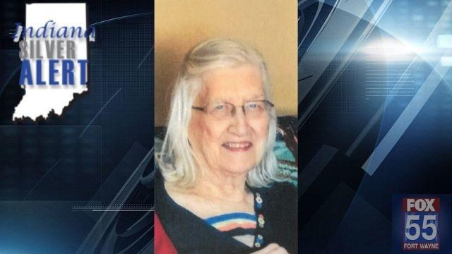 Cover for Wabash County Sheriff's Office searching for missing 89-year-old Roann woman