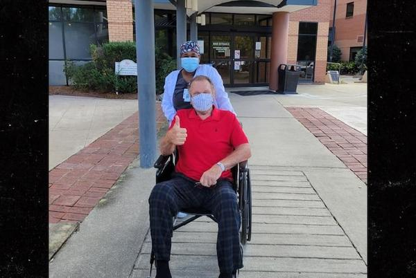 Picture for 'Hacksaw' Jim Duggan Released From Hospital After Emergency Surgery