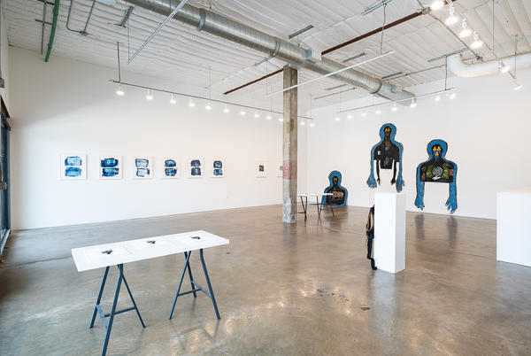 Picture for Power Surge: Christopher Blay's Solo Exhibition at Austin's Big Medium