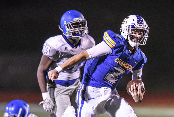 Picture for Oxford knocks off Murrah to open up 2-6A slate
