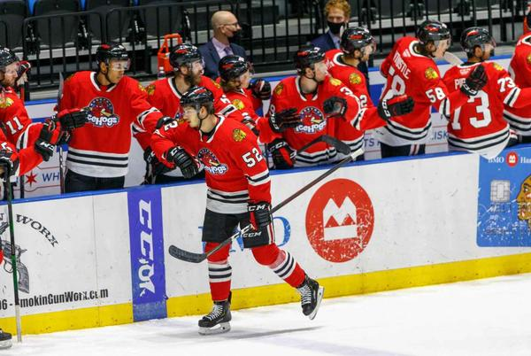 Picture for IceHogs Announce 2021-22 Opening Night Roster Featuring 16 Rookies, Ten Blackhawks Draft Picks and Five First-Round Selections