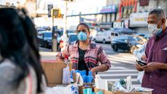 Cover for New York Undocumented Immigrants Detail Pandemic Experience