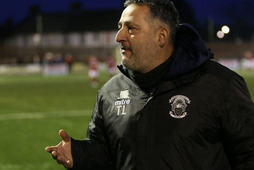Picture for Haringey boss Loizou on FA Cup disappointment and Ade Cole capture