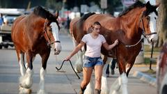 Cover for COVID-19 rates a worry as 1 million head for Iowa State Fair