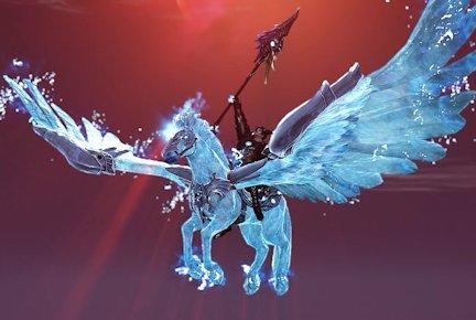 Picture for Riders of Icarus has apparently sunsetted its only Russian server