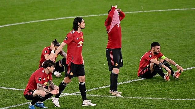 Picture for OLIVER HOLT: Manchester United will be stuck with a mindset that failure is tolerated until they get rid of the Glazers... there was no hunger in their Europa League final defeat - the way they shrank from the prize was dispiriting