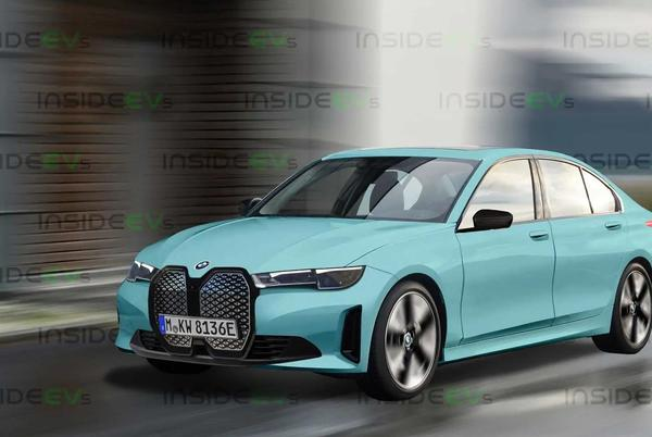 Picture for 2025 Electric BMW 3 Series: All You Need To Know