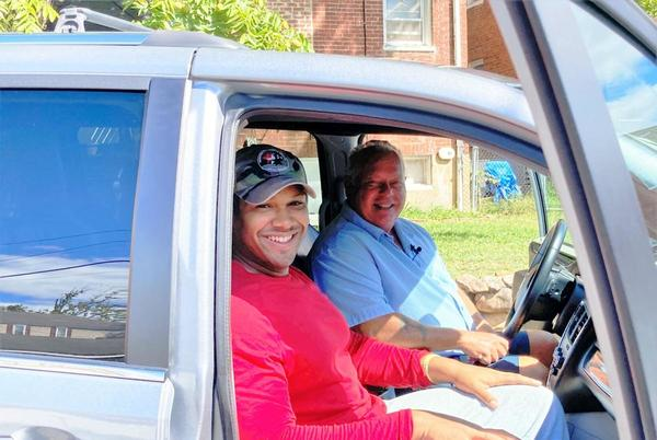 Picture for Community generosity gives Trust House new wheels