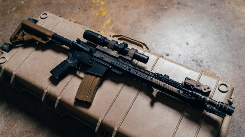 Picture for Judge declares California's assault weapons ban unconstitutional
