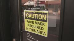 Cover for King County's indoor masking recommendation a tough sell for some people and businesses