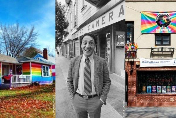 Picture for Orbitz Maps Queer Civil Rights Trail Road Trip for LGBTQ History Month