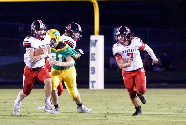 Picture for Live updates, scores & highlights from Week 9 of high school football around Davidson County