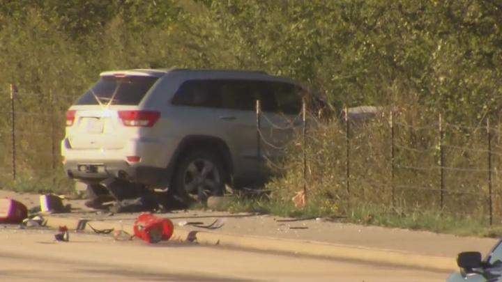 Cover for Man, Pregnant Woman & Baby Killed In Crash Along Highway 360; Police Investigating