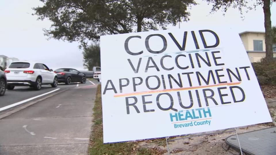 Picture for COVID-19 cases on the rise in Brevard County