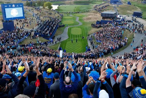 Picture for 'I don't know if I can do it': Tales from the first tee at the Ryder Cup