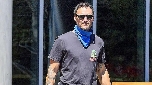 Brian Austin Green Vacations With New Flame Sharna Burgess ...