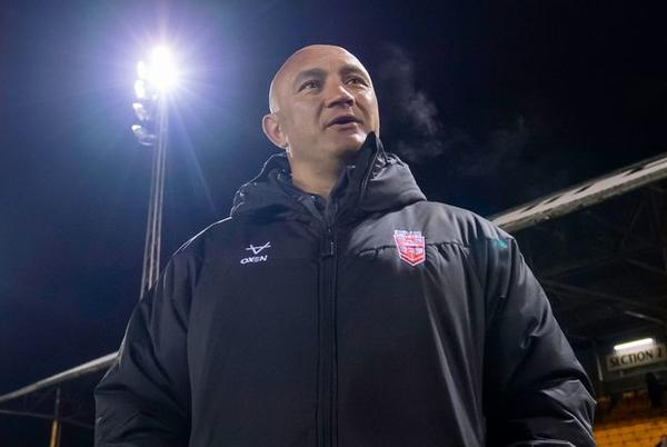 Picture for Paul Anderson excited over England Knights youth na big win over Jamaica
