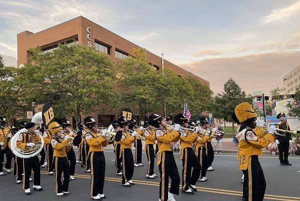 Picture for Residents love their city during 150th birthday parade