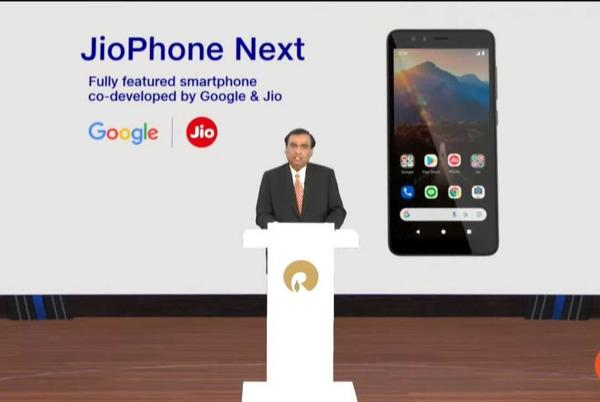 Picture for Is JioPhone Next set for sale from around Diwali? Buzz starts