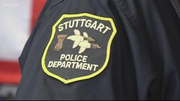 Cover for Stuttgart Police Department Incident Reports: October 26, 2021
