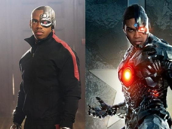Justice League S Cyborg Ray Fisher Praises His Brother From