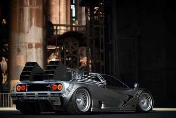 """Picture for McLaren F1 GTR """"Back to the Future"""" Returns to Disrupt Time Continuum yet Again"""