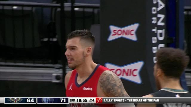 Picture for Memphis Grizzlies | 2-pointer by Willy Hernangomez