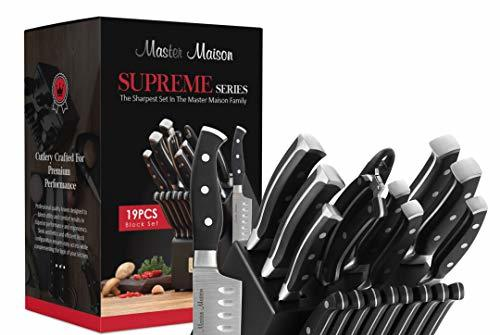 Picture for Top 10 Best Quality Knife Sets 2021