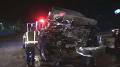 Cover for 2 women killed, 4 others injured in fiery head-on crash, Montgomery County deputies say