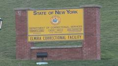 Cover for Several officers injured after mess hall fight at Elmira Correctional Facility