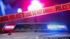 Cover for Columbus Police investigating body found as homicide