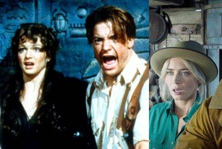 Picture for 5 Times Jungle Cruise Felt Like A Remake Of 1999's The Mummy