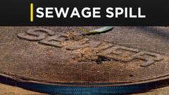 Cover for Raw sewage advisories issued for several local waterways