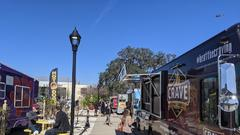 Cover for Food Truck Party coming to Ocala Downtown Market on June 25