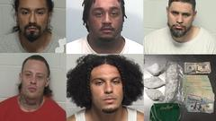 Cover for Sheriff's office and ATF charge 10 suspects, dismantling Lake County gang operation