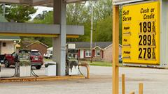 Cover for Here's the cheapest gas in Maysville Saturday