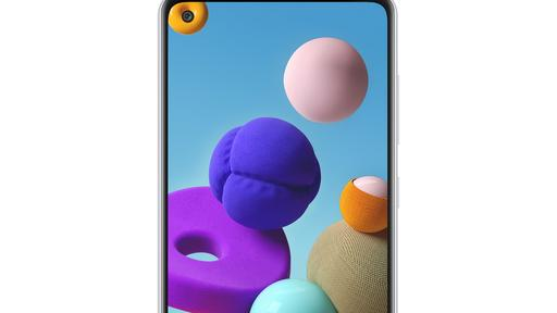 Samsung S Budget Galaxy A21s Leaks With Quad Rear Cameras Hole Punch Display And The New Exynos 850 News Break