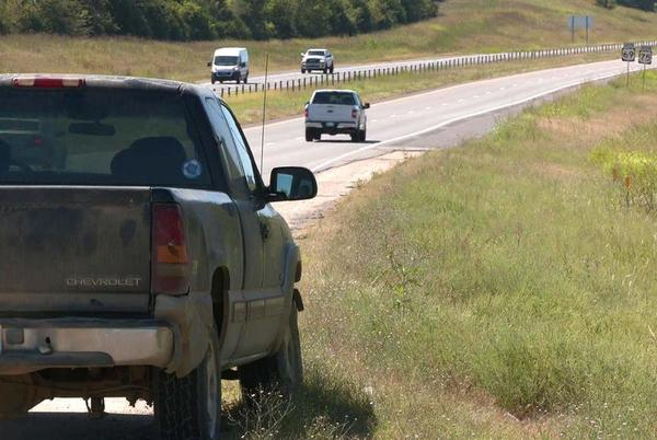 Picture for Clock is ticking after vehicle abandoned along highway