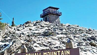 Cover for Advisory board calls for renaming Squaw Mountain in Clear Creek County