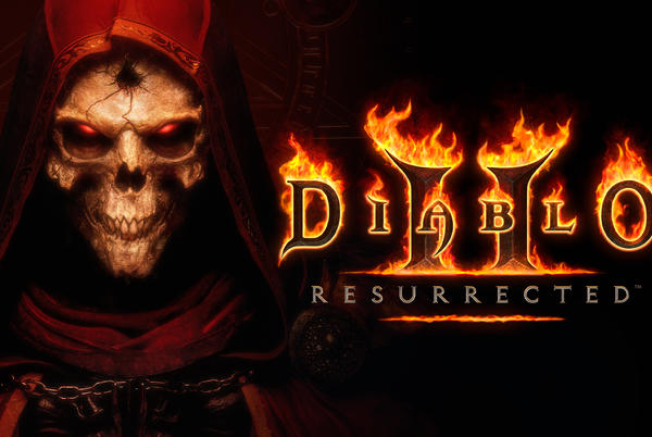 Picture for How to play with friends in Diablo 2: Resurrected