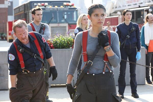Picture for Chicago Fire Season 10 Premiere Recap: You Can't Stop Change — Plus, Grade It!