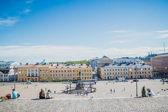 Picture for American / Finnair: Dallas – Helsinki, Finland. $463 (Basic Economy) / $613 (Regular Economy). Roundtrip, including all Taxes