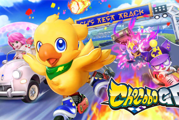 Picture for Will Chocobo GP Be a Nintendo Switch Exclusive?