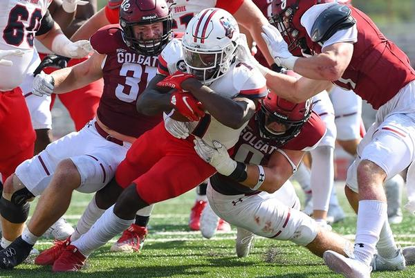 Picture for Seawolves Dominate Raiders En Route to 24-3 Victory; Lawton Eclipses 1,000 Career Rushing Yards