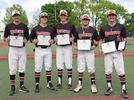 Picture for Reeser leads quintet of Rio baseballers on All-RSC teams