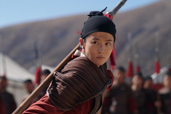 Picture for How Weta's VFX Team Plotted the Scenes for 'Mulan'