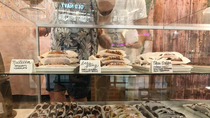Cover for Italian bakery hits sweet spot with Tysons Corner Center store rollout
