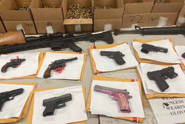 Picture for Where Police Recover the Most Guns in Chicago