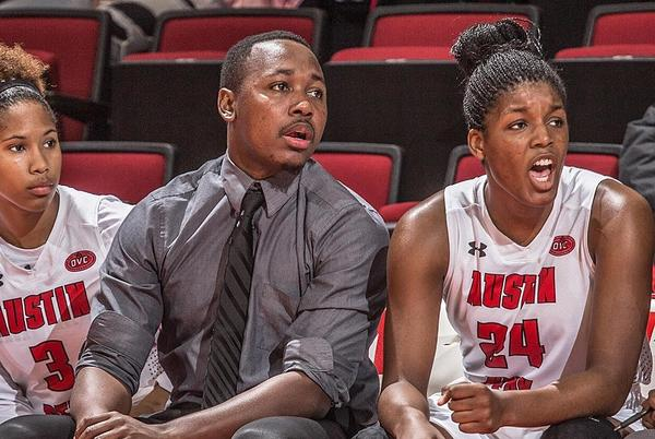 Picture for Roman Tubner Joins Alabama Women's Basketball Coaching Staff