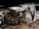 Picture for Denair, California Resident Commits Suicide by Hitting Sheriff's Office Patrol Cars at 100 MPH